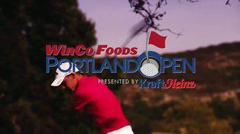 2019 WinCo Foods Portland Open TV Spot, 'Return to Pumpkin Ridge'