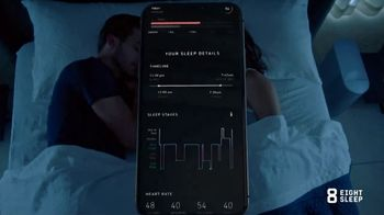 Eight Sleep Pod TV Spot, 'Sleep Fit' - Thumbnail 7