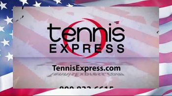 Tennis Express 4th of July Sale TV Spot, 'Save on Tennis Gear' - Thumbnail 5