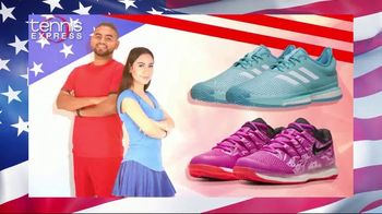 Tennis Express 4th of July Sale TV Spot, 'Save on Tennis Gear' - Thumbnail 3
