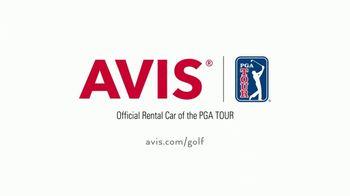 Avis Car Rentals PGA Tour TV Spot, 'A Good Drive' - Thumbnail 10