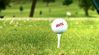 Avis Car Rentals PGA Tour TV Spot, \'A Good Drive\'