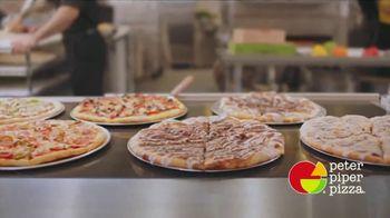 Peter Piper Pizza TV Spot, 'Weekday Lunch Buffet' - Thumbnail 3
