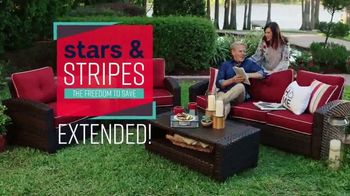 Ashley HomeStore Stars & Stripes Event TV Spot, 'Extended' Song by Midnight Riot - Thumbnail 2