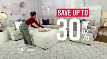 Ashley HomeStore Stars & Stripes Event TV Spot, 'Extended' Song by Midnight Riot - Thumbnail 3