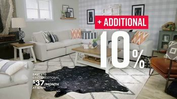 Ashley HomeStore Stars & Stripes Event TV Spot, 'Extended' Song by Midnight Riot - Thumbnail 4