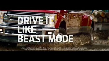 2019 Ford F-150 TV Spot, 'Drive It Home: Beast Mode' Song by Queen [T2] - 200 commercial airings
