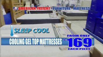 American Freight Red Hot Mattress Savings TV Spot, 'Zero Down' - Thumbnail 8