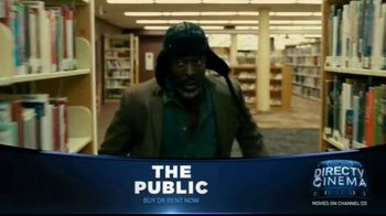DIRECTV Cinema TV Spot, 'The Public' - Thumbnail 1