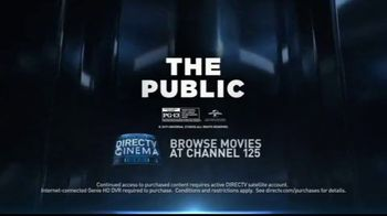 DIRECTV Cinema TV Spot, 'The Public' - Thumbnail 10