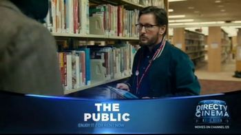 DIRECTV Cinema TV Spot, 'The Public' - Thumbnail 2