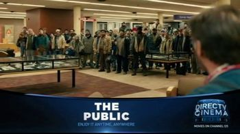 DIRECTV Cinema TV Spot, 'The Public' - Thumbnail 3