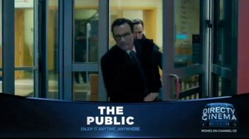 DIRECTV Cinema TV Spot, 'The Public' - Thumbnail 4