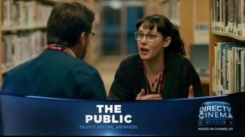 DIRECTV Cinema TV Spot, 'The Public' - Thumbnail 5