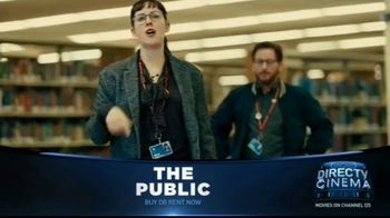 DIRECTV Cinema TV Spot, 'The Public' - Thumbnail 8