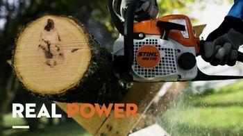 STIHL TV Spot, 'Grass Trimmer and Handheld Blower' - Thumbnail 3