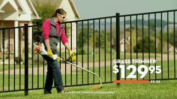 STIHL TV Spot, 'Grass Trimmer and Handheld Blower' - Thumbnail 6