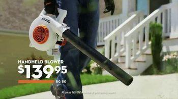 STIHL TV Spot, 'Grass Trimmer and Handheld Blower' - Thumbnail 7
