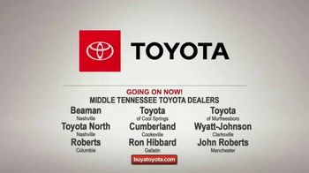 Toyota Great American 4th of July Event TV Spot, 'Celebrate the Savings: RAV4' [T2] - Thumbnail 6