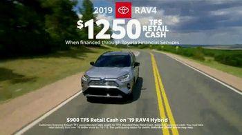 Toyota Great American 4th of July Event TV Spot, 'Celebrate the Savings: RAV4' [T2] - Thumbnail 3