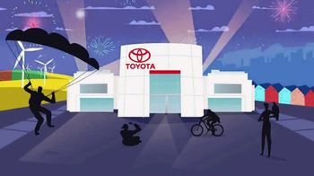 Toyota 4th of July Sales Event TV Spot, 'Blast In' [T2] - Thumbnail 7
