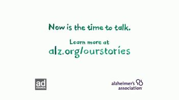 Alzheimer's Association TV Spot, 'Julie's Reading' - Thumbnail 10