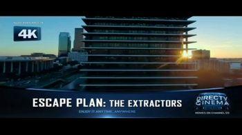 DIRECTV Cinema TV Spot, 'Escape Plan: The Extractors' - Thumbnail 1