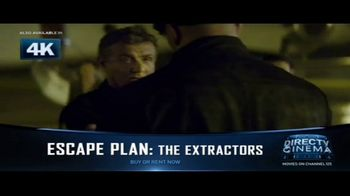 DIRECTV Cinema TV Spot, 'Escape Plan: The Extractors' - Thumbnail 4