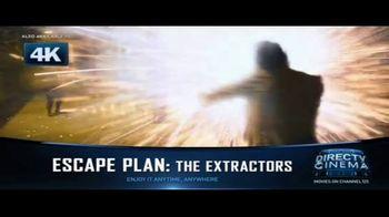 DIRECTV Cinema TV Spot, 'Escape Plan: The Extractors' - Thumbnail 6