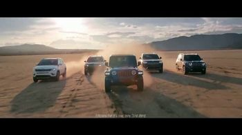 Jeep Fourth of July Sales Event TV Spot, 'Bloodline' Song by Dermot Kennedy [T1] - Thumbnail 2