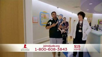 St. Jude Children's Research Hospital TV Spot, 'Saving Children Every Day' - 38 commercial airings