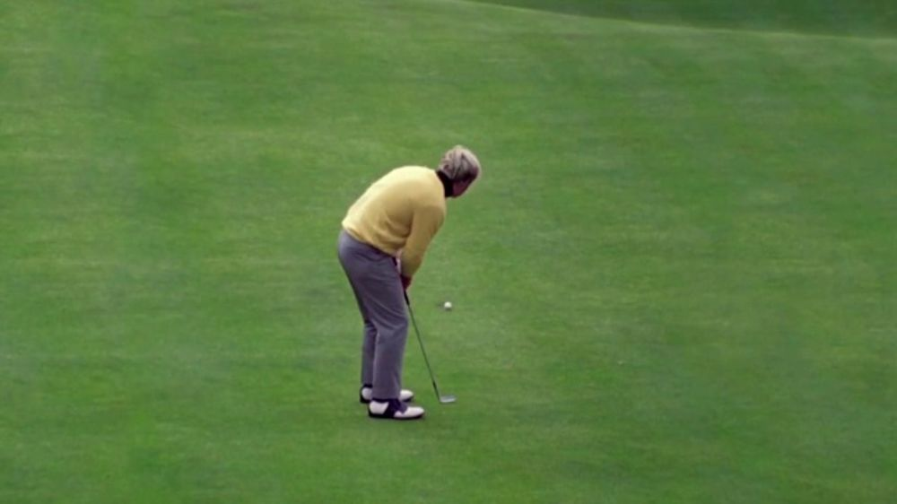 Rolex TV Commercial, 'Perpetual Excellence: Jack Nicklaus'