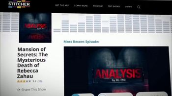 Analysis by Dr. Phil TV Spot, 'The Mysterious Death of Rebecca Zahau' - Thumbnail 9