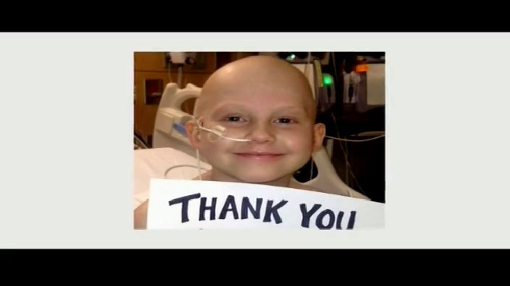 The Leukemia & Lymphoma Society TV Commercial, 'Cures and Care for Kids  With Cancer' - Video