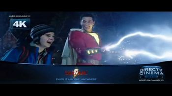 DIRECTV Cinema TV Spot, \'Shazam!\'