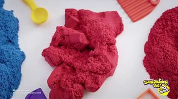 Kinetic Sand Sandisfying Set TV Spot, 'Comes With Ten Tools' - Thumbnail 1
