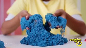 Kinetic Sand Sandisfying Set TV Spot, 'Comes With Ten Tools'
