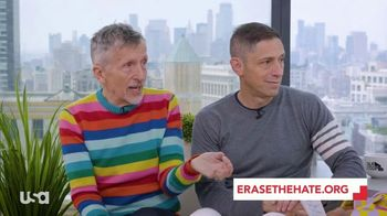 Erase the Hate TV Spot, 'USA Network: Jonathan Adler and Simon Doonan on Pride and Progress' - 6 commercial airings