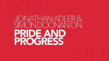 Erase the Hate TV Spot, 'USA Network: Jonathan Adler and Simon Doonan on Pride and Progress' - Thumbnail 2
