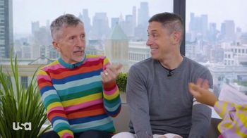 Erase the Hate TV Spot, 'USA Network: Jonathan Adler and Simon Doonan on Pride and Progress' - Thumbnail 6
