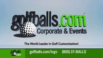 Golfballs.com TV Spot, 'Custom Logo Golf Balls, Perfect for Your Company or Event' - Thumbnail 4