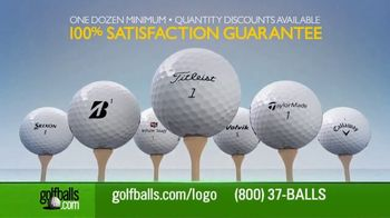 Golfballs.com TV Spot, 'Custom Logo Golf Balls, Perfect for Your Company or Event' - Thumbnail 3