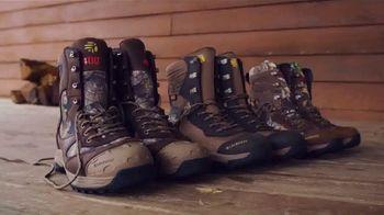 LaCrosse Footwear Navigator Series TV Spot, 'Born to Hunt'