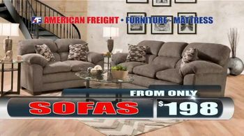 American Freight Red Hot Savings TV Spot, 'Create Your Own House' - Thumbnail 3