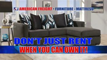 American Freight Red Hot Savings TV Spot, 'Create Your Own House' - Thumbnail 8