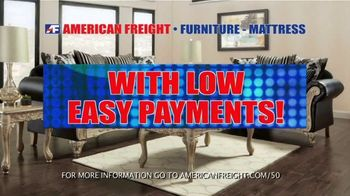 American Freight Red Hot Savings TV Spot, 'Create Your Own House' - Thumbnail 9