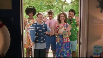 Long John Silver's Taco Combo TV Spot, 'Oh Fishmas Sea'