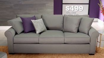 Macy's July 4th Furniture & Mattress Sale TV Spot, 'Sofas, Dining Sets & Adjustable Bases' - Thumbnail 3