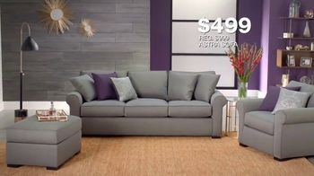 Macy's July 4th Furniture & Mattress Sale TV Spot, 'Sofas, Dining Sets & Adjustable Bases' - Thumbnail 4