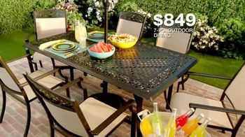 Macy's July 4th Furniture & Mattress Sale TV Spot, 'Sofas, Dining Sets & Adjustable Bases' - Thumbnail 5